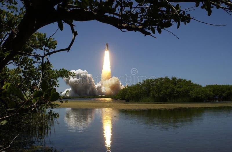Rocket Launch immagini stock