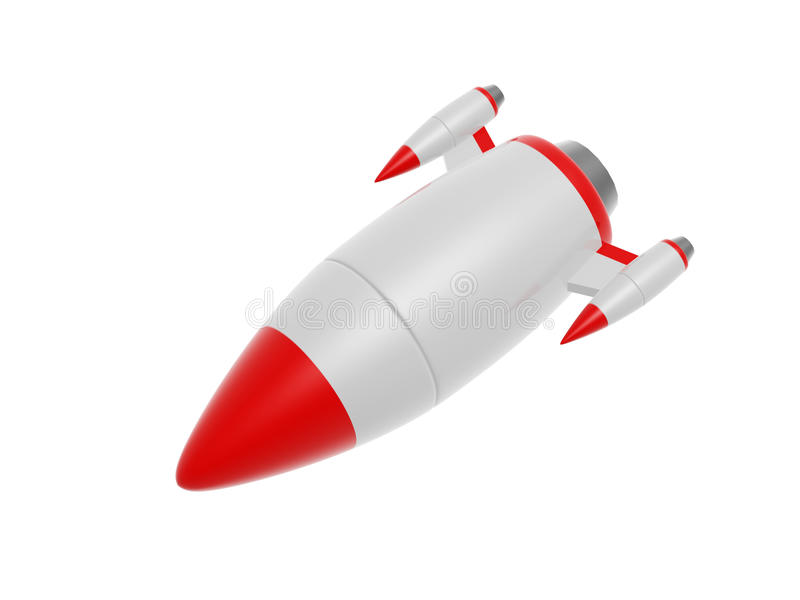 Download Rocket missile stock illustration. Illustration of launch - 25113767