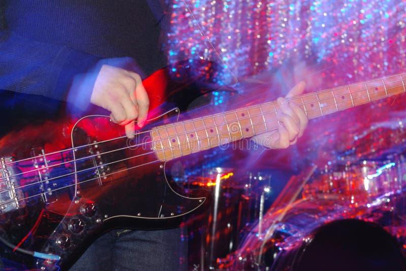 Rockgig immagine stock libera da diritti