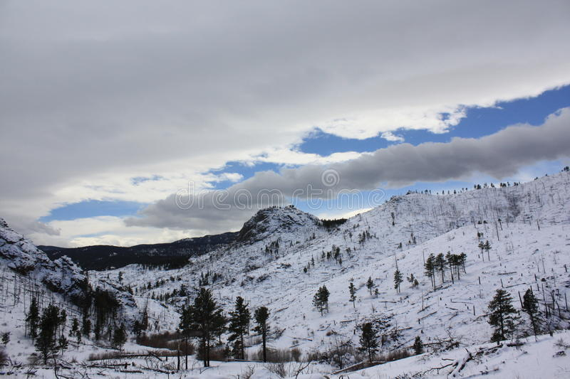 Rockie Mountains stock photography