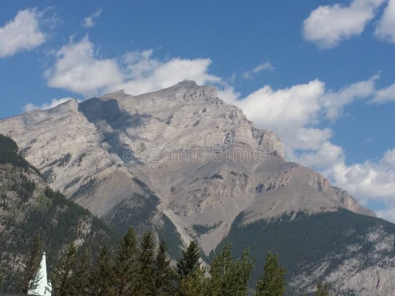 Rockies canadenses fotografia de stock royalty free