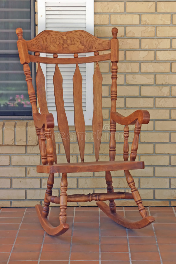 Download Rocking Chair Stock Photo - Image: 150370