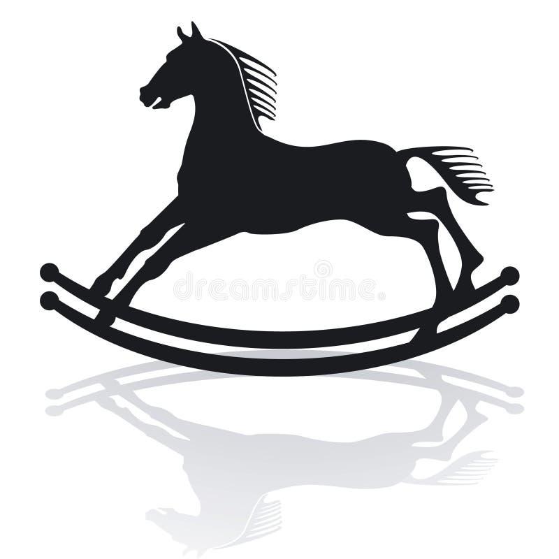 Free Rocking Horse Stock Images - 14187894