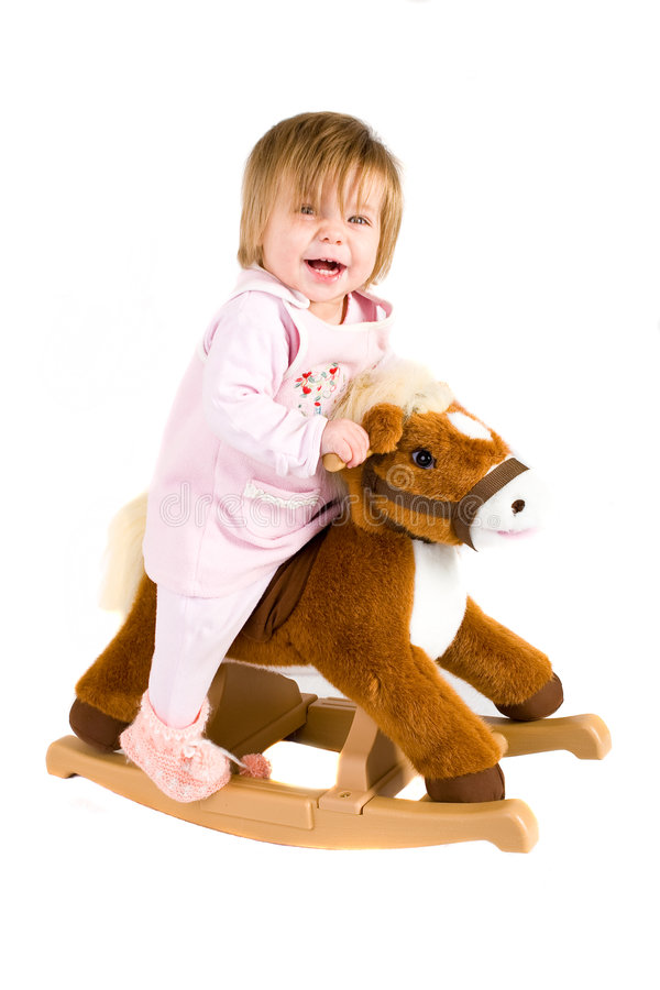 Download Rocking Horse stock image. Image of activity, carefree - 7411185