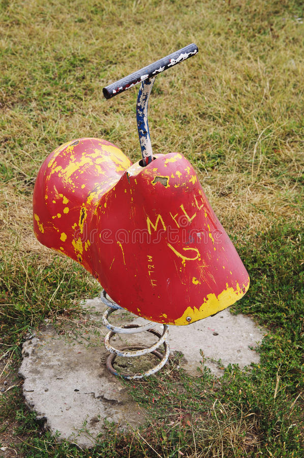 Download Rocking Horse Toy Stock Photo - Image: 26623900