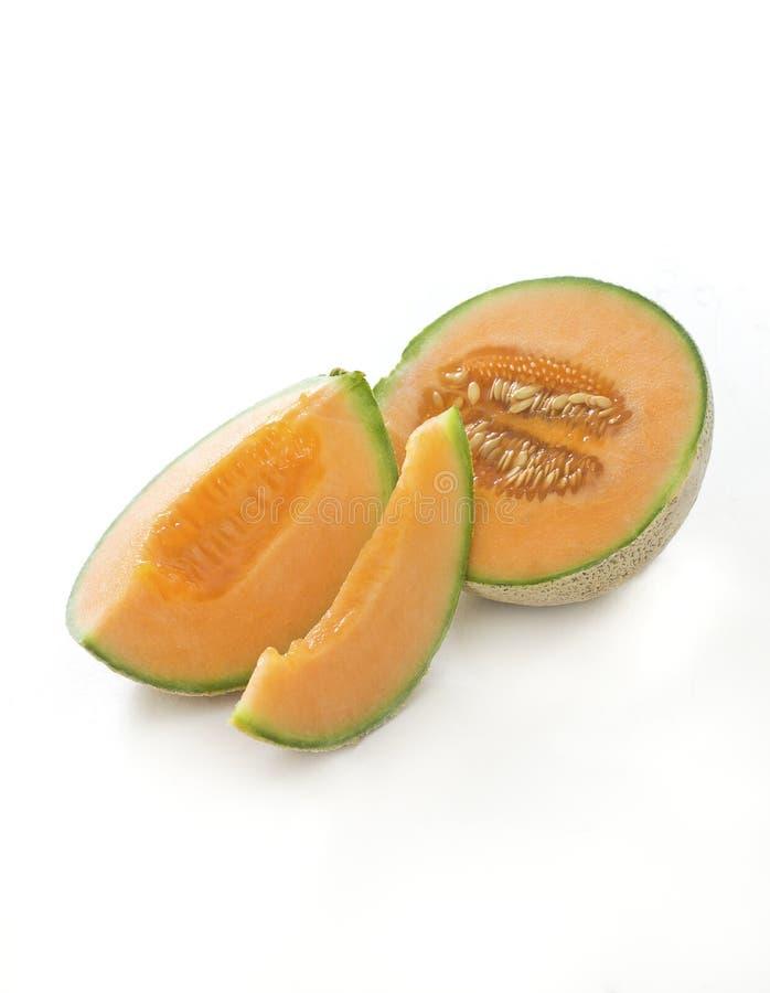 Rockmelon royaltyfria foton