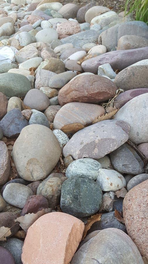 Rockowa rzeka zdjęcia royalty free