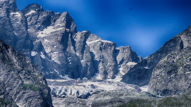 Rockowe góry zdjęcie royalty free