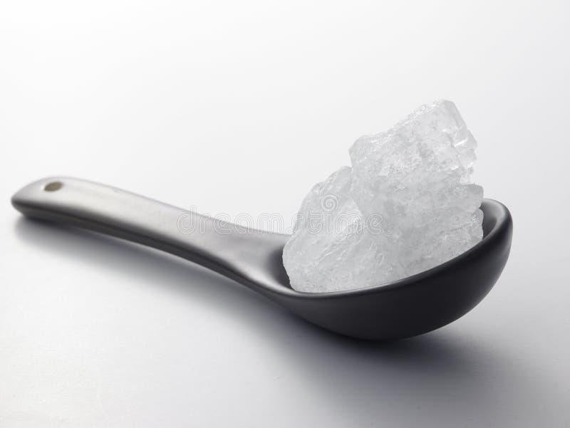 Rockowy cukier obraz stock