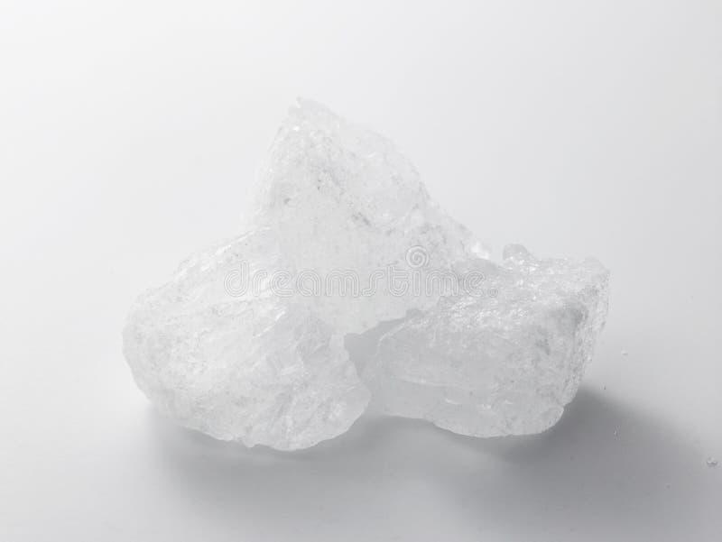 Rockowy cukier zdjęcie royalty free
