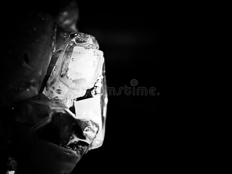 Rockowy cukrowy szczegół tekstury tło zdjęcia stock