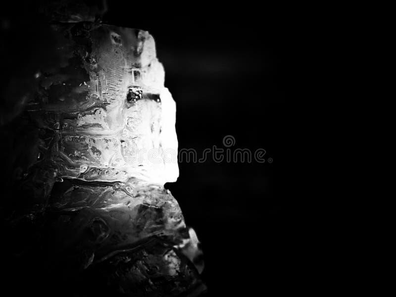 Rockowy cukrowy szczegół tekstury tło zdjęcie royalty free