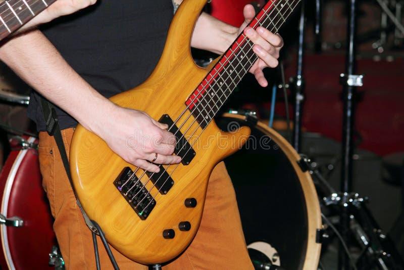 Rockowy koncert obraz royalty free