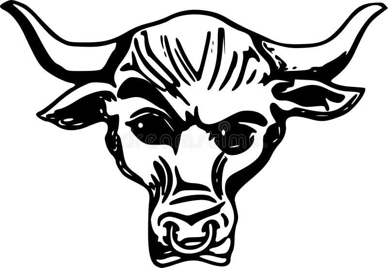 Rockowy logo ilustracji