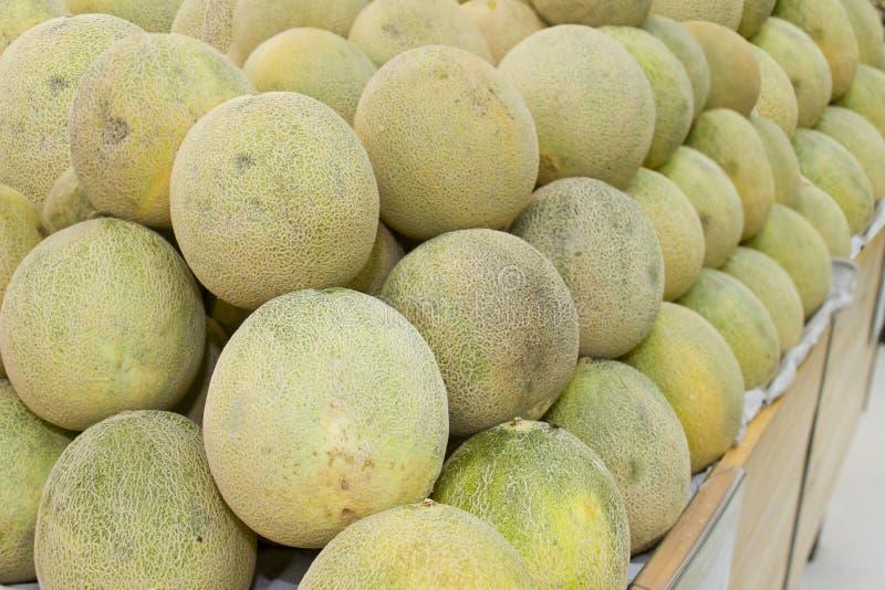 Rockowy melon fotografia stock