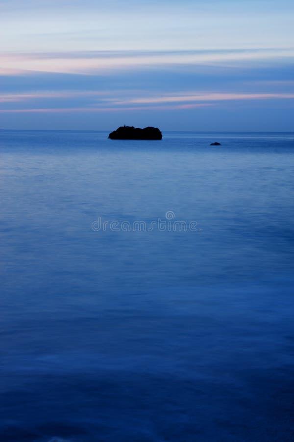 rockowy morze obrazy royalty free