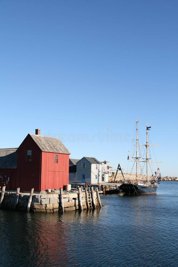 Free Rockport, Mass Royalty Free Stock Photos - 18679658
