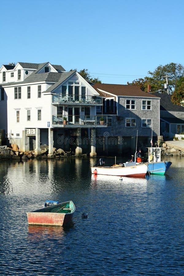 Rockport, Massachusetts stockfotos