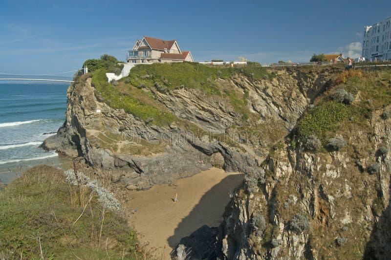 Download Between the rocks stock image. Image of travel, coast - 14275605