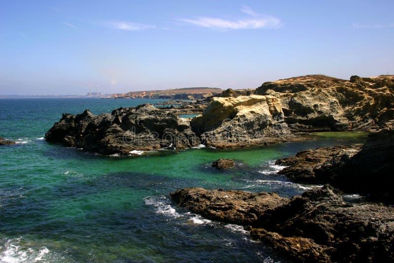 Download Rocks stock photo. Image of waves, ocean, marine, harbor - 452712