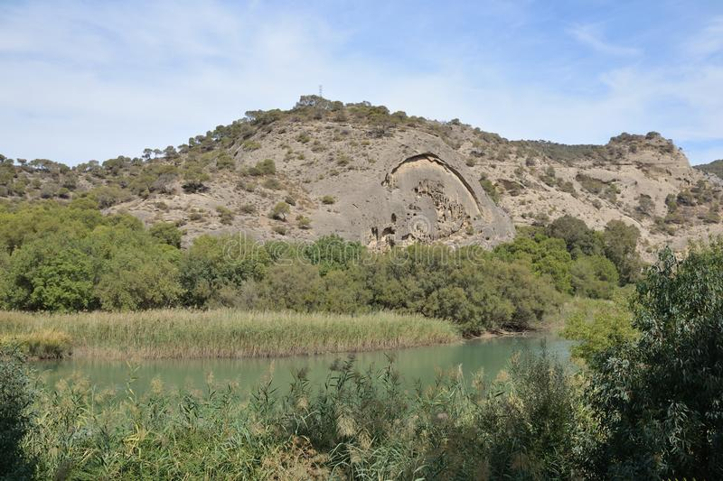Download Rocks ardales stock photo. Image of andalusia, escenograf - 26846754
