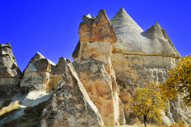 Download Rocks Of Cappadocia In Central Anatolia, Turkey Stock Photo - Image: 35411534