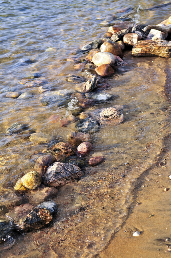 Free Rocks In Water Stock Photo - 7079500