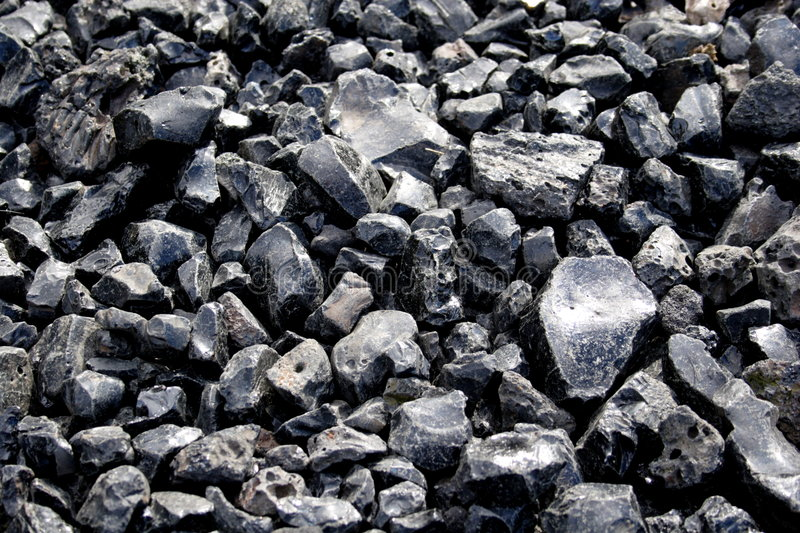 Rocks and minerals stock images