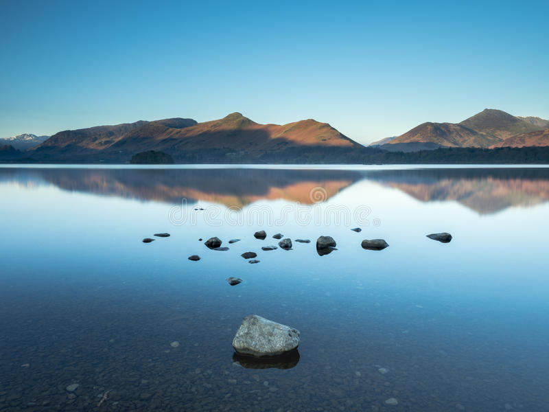 Rocks and Mountains stock image