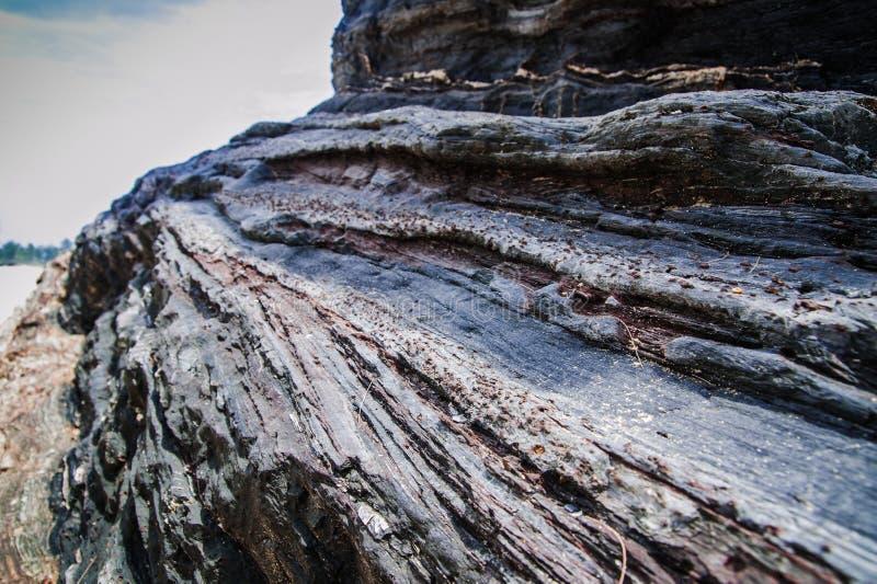 Download Rocks På Den Marang Stranden Arkivfoto - Bild av askfat, geologic: 27286600