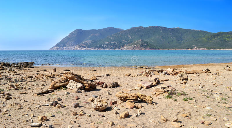 Download Rocks and sand stock photo. Image of sardinia, summer - 24292772