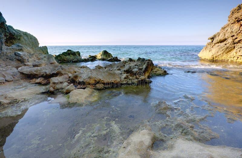 Download Rocks at sea stock photo. Image of view, coastline, dreamland - 26479384