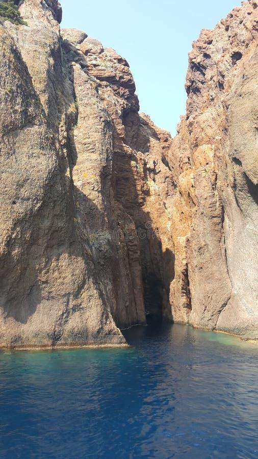 rocks and sea stock photos
