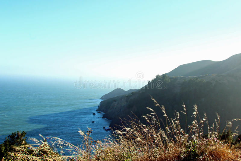 Download Rocks and sea stock image. Image of beach, coastline - 73661623