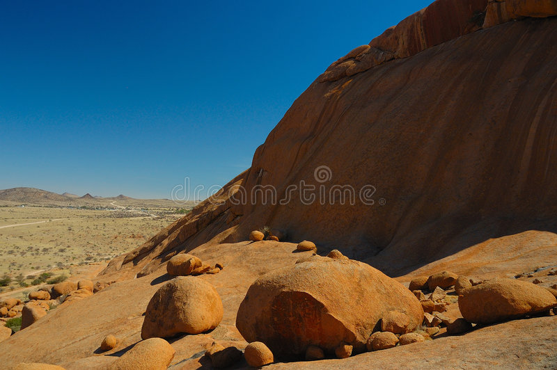 Download Rocks At Spitzkoppe (Namibia) Stock Photo - Image of nature, rock: 7134666