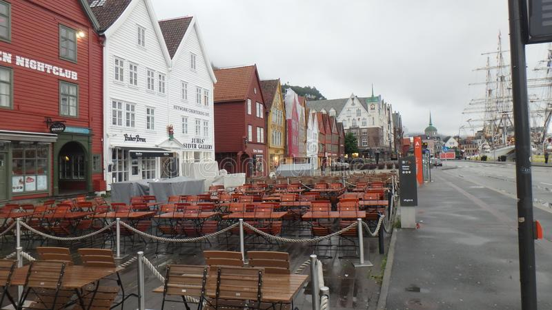 Among the rocks - between stones - west Norway - Leknes royalty free stock image