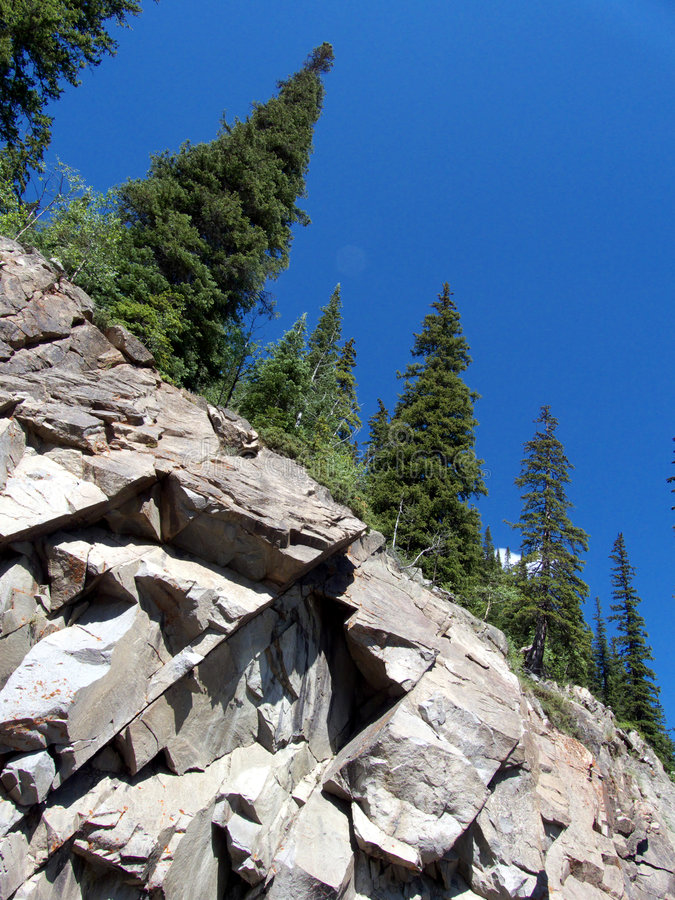 Download Rocks And Trees Royalty Free Stock Photography - Image: 6966097