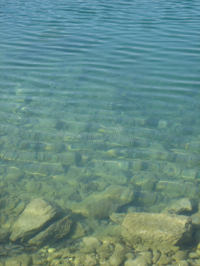 Free Rocks Under Water Royalty Free Stock Images - 4512719