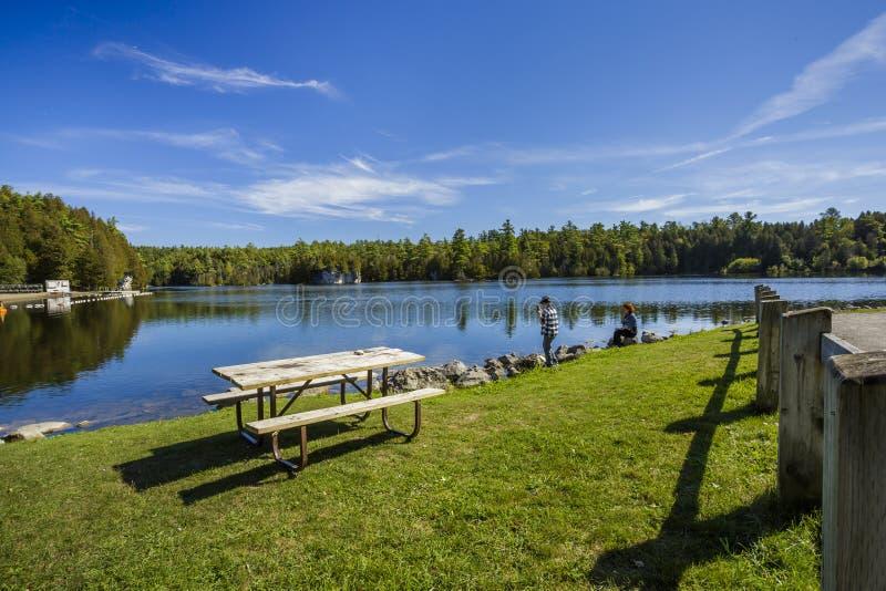 Rockwood保护区域 图库摄影
