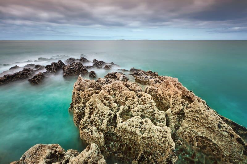 Download Rocky Atlantic Coast In Fanore Stock Image - Image: 25113339