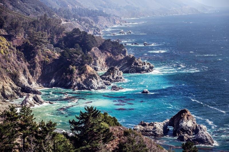 Rocky Bay Along Coastline Free Public Domain Cc0 Image
