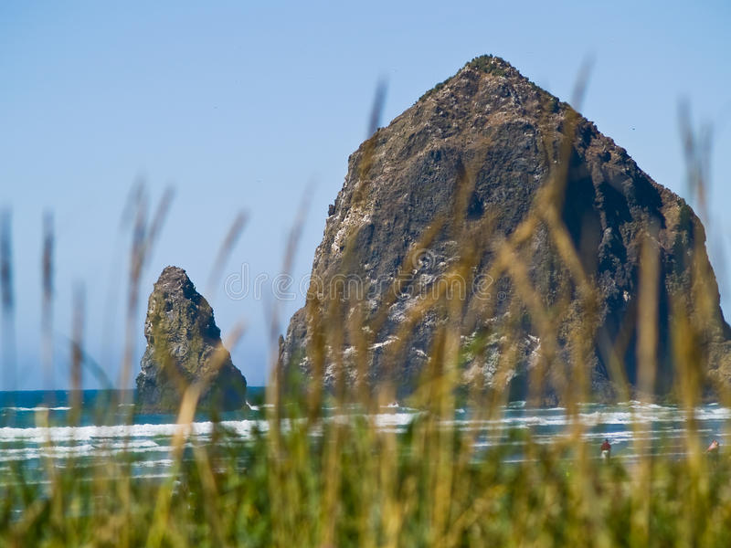 Rocky Beach áspero fotos de stock