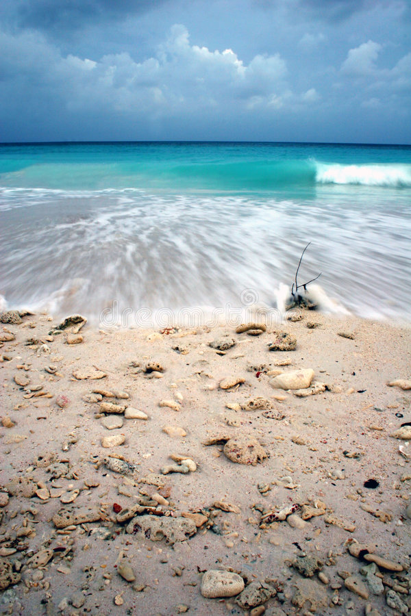 Free Rocky Beach Stock Images - 1059594