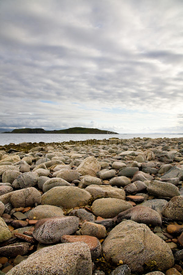 Download Rocky Beach, Scotland Stock Photography - Image: 11484532