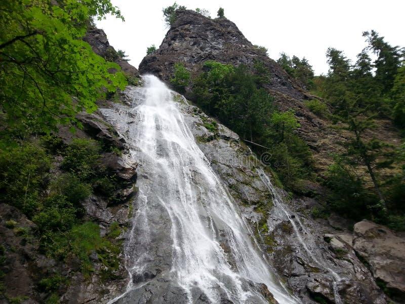 Rocky Brook Falls imagenes de archivo
