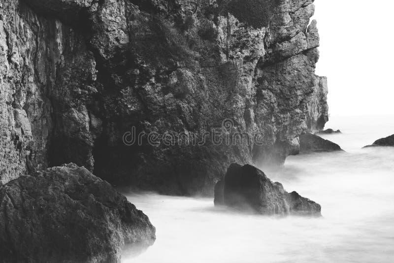 Rocky Cliff royalty free stock photo
