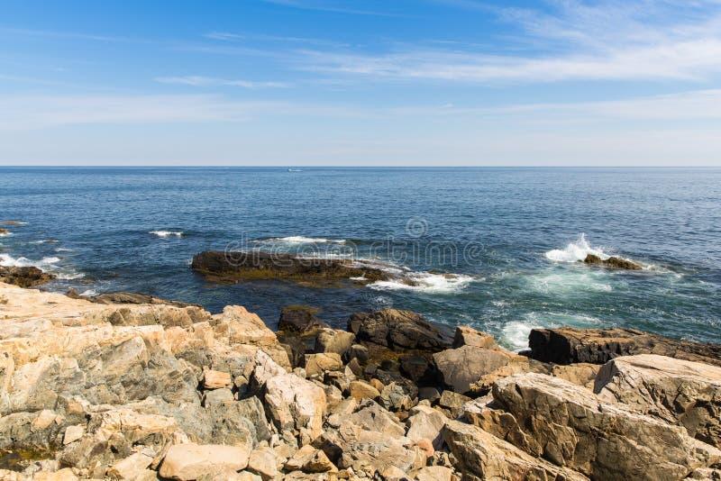 Download Rocky Coast stock photo. Image of acadia, atlantic, island - 33136806