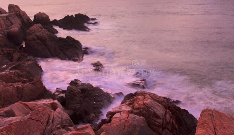 Download Rocky coastline stock image. Image of seascape, landscape - 10971531