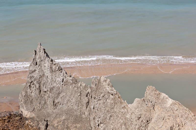Download Rocky coastline stock photo. Image of landscape, high - 26305510
