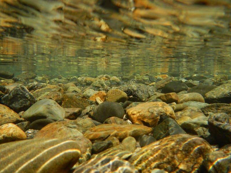 Rocky Creek photographie stock
